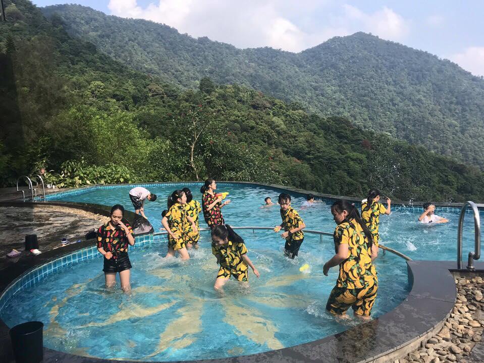 Hà Nội – Belvedere Resort Tam Đảo – Chương trình Teambuilding 01 ngày