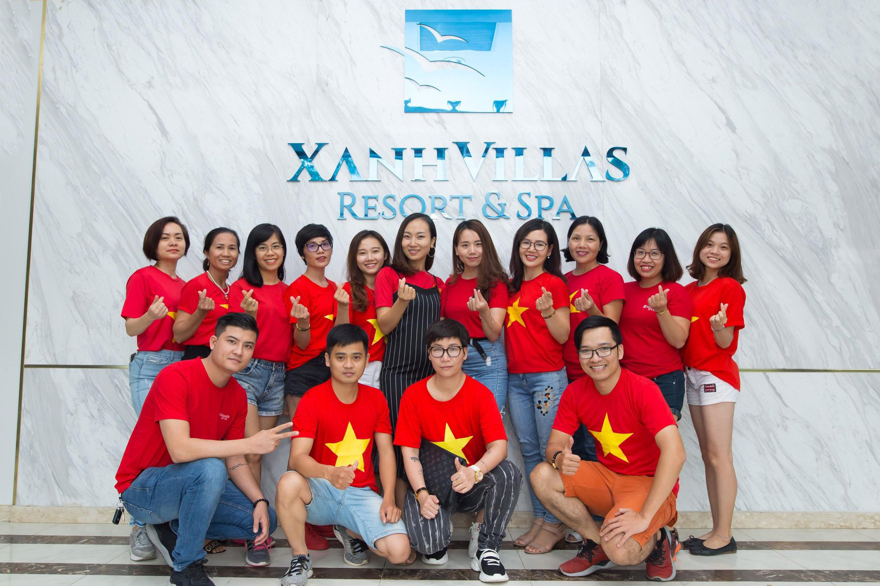 Hà Nội – Xanh Villas – Chương trình Teambuilding kết hợp thi nấu ăn
