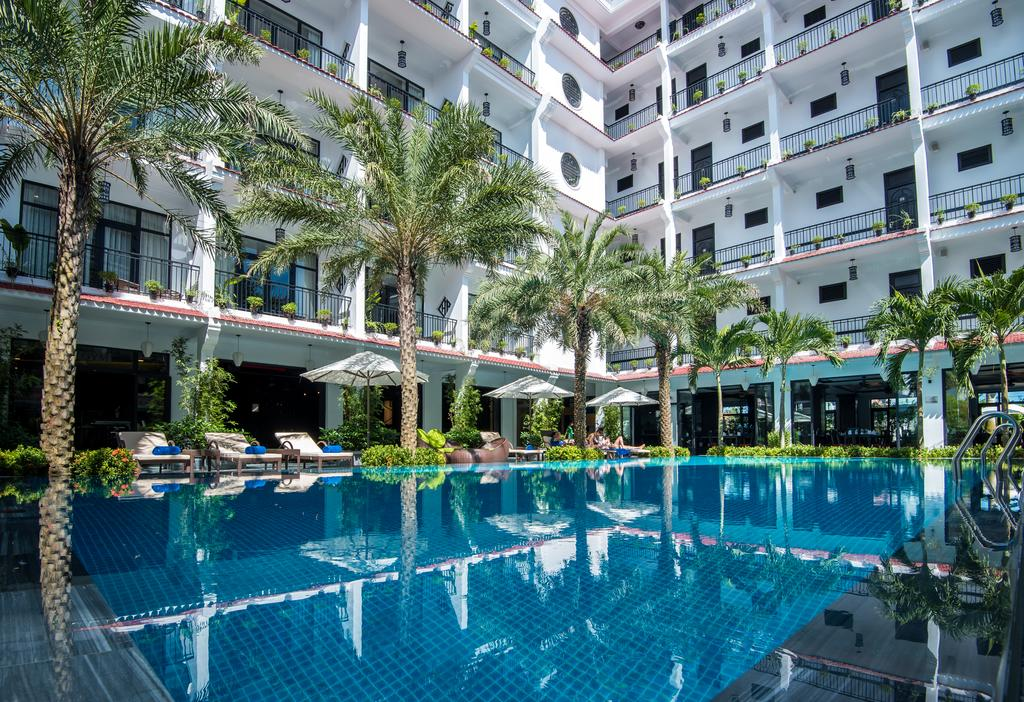 Hà Nội – Đà Nẵng – Hội An tại Bella Maison Parosand Danang và Bella Maison Hadana Hội An & Spa 4 Sao