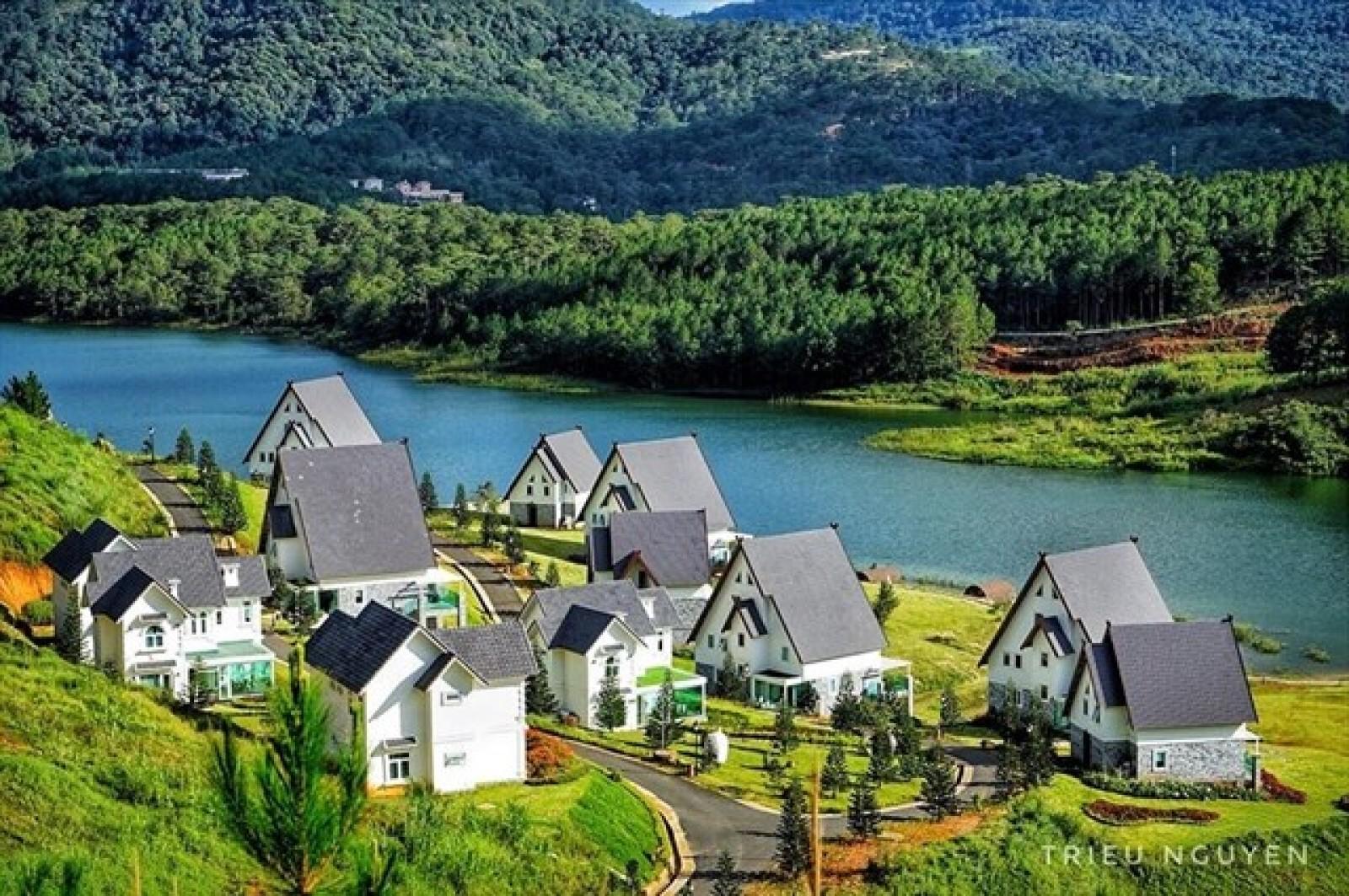 Hà Nội – Đà Lạt tại Wonder Resort tiêu chuẩn 4 sao