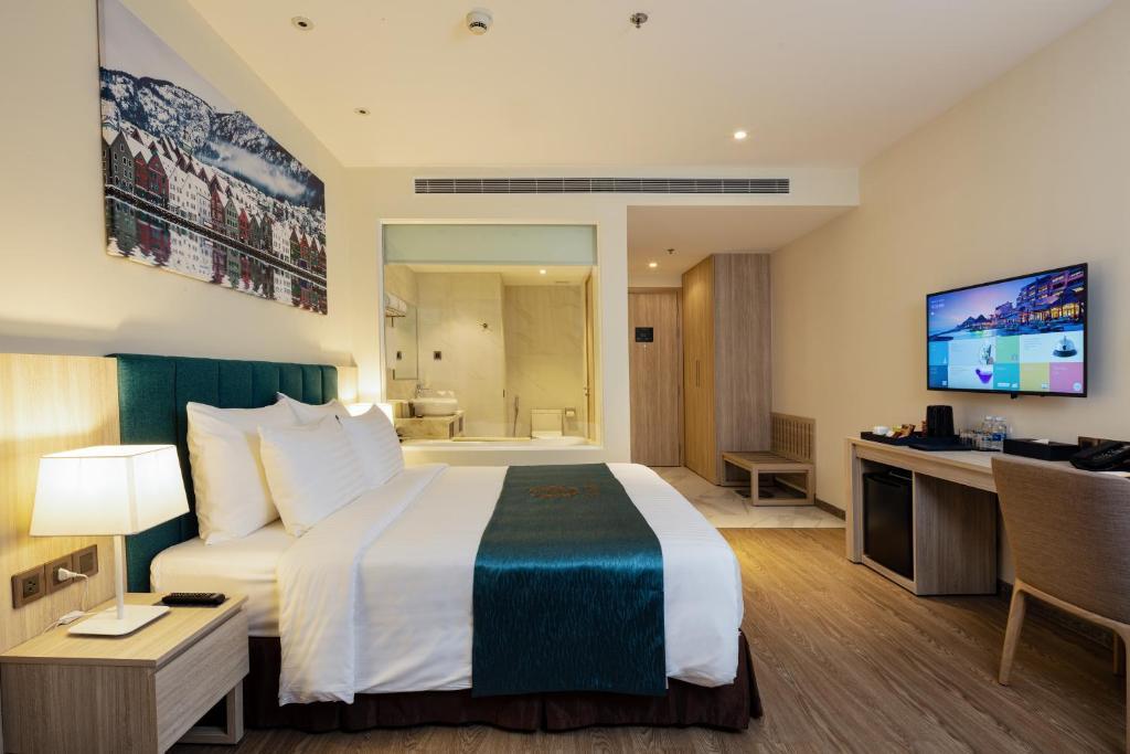 Voucher Nghỉ Dưỡng Nha Trang Tại The Art Nest Hotel 4 Sao
