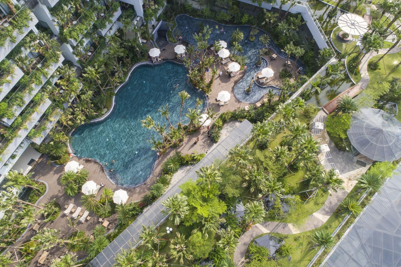 Voucher nghỉ dưỡng tại Flamingo Đại Lải Resort 5 sao