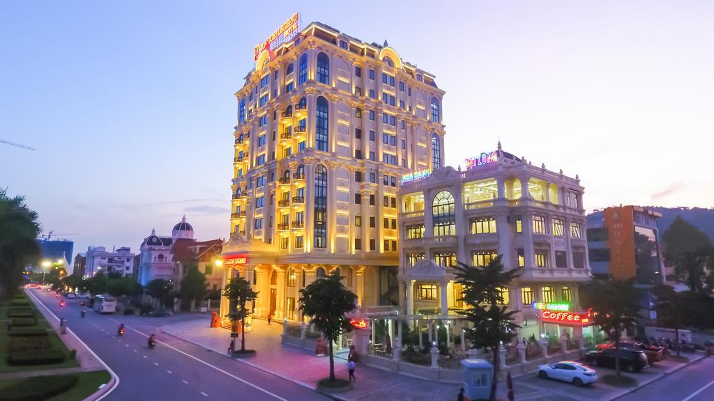 Voucher 2 ngày 1 đêm tại Dragon Legend Hotel Hạ Long 4 sao