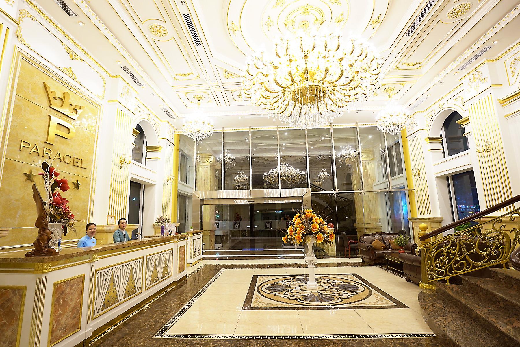 Hà Nội – Đà Nẵng tại Paracel Hotel tiêu chuẩn 4 sao