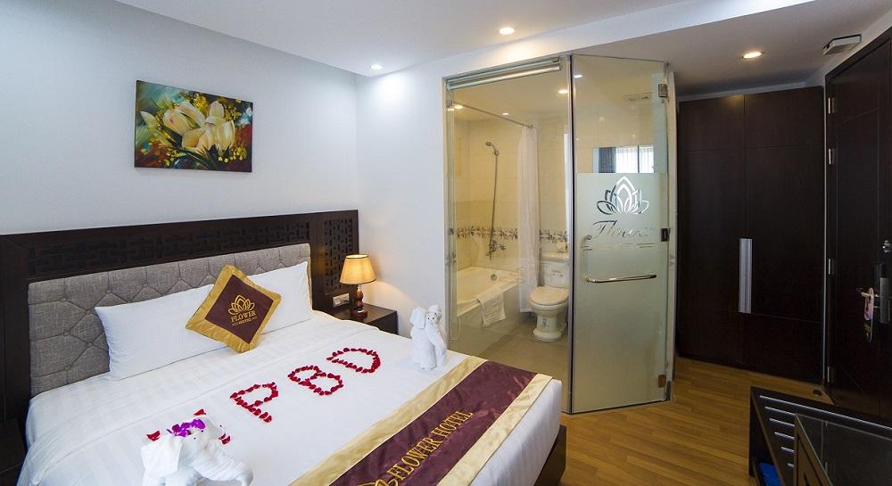 Hà Nội – Đà Nẵng tại Flower Hotel tiêu chuẩn 3 sao