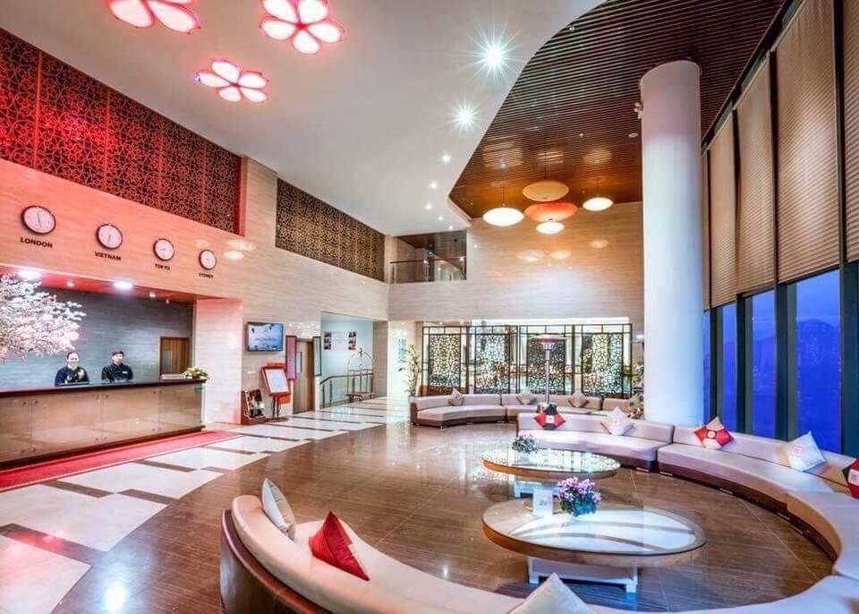 Hà Nội – Sapa tại Amazing Hotel tiêu chuẩn 4 sao