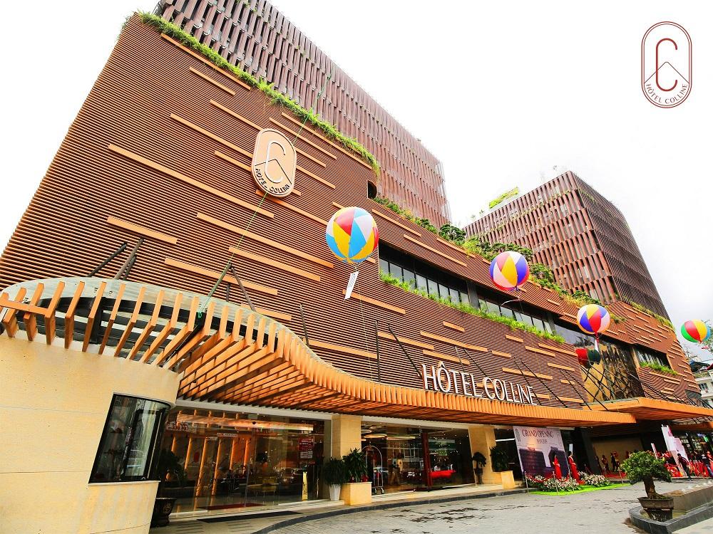 TP Hồ Chí Minh – Đà Lạt tại Hôtel Colline tiêu chuẩn 4 Sao
