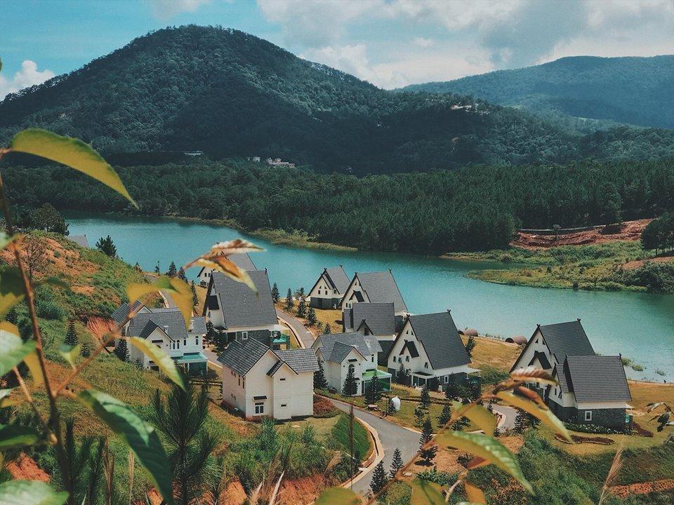 Hà Nội – Đà Lạt tại Dalat Wonder Resort và Hôtel Colline tiêu chuẩn 4 sao