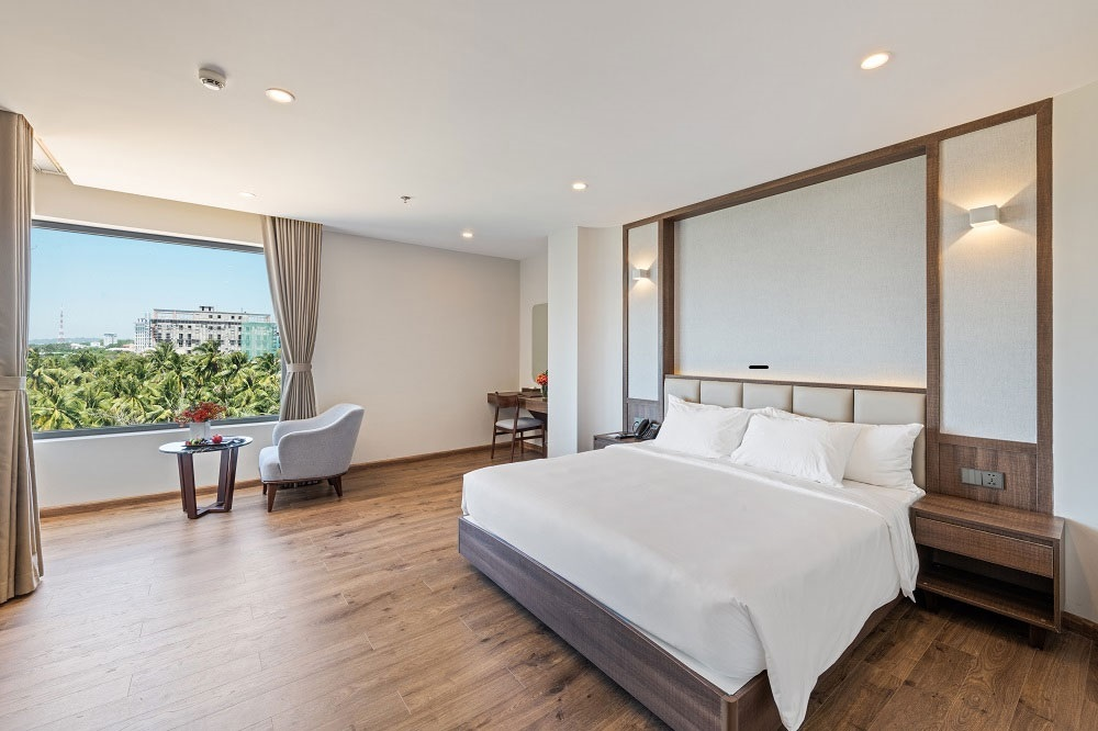 Voucher Sunset Beach Resort & Spa tiêu chuẩn 4 sao