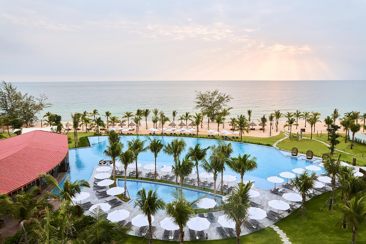 Voucher Movenpick Resort Phú Quốc tiêu chuẩn 5 sao