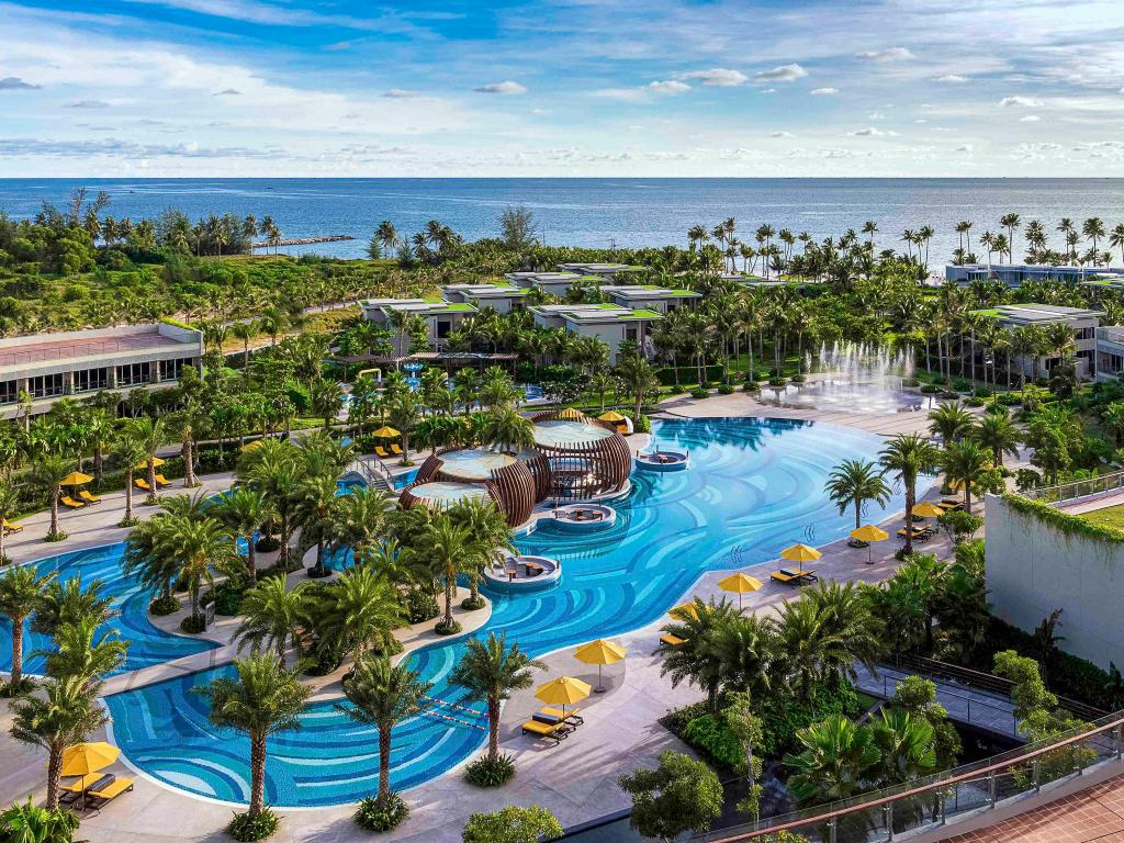Voucher Pullman Phu Quoc Beach Resort tiêu chuẩn 5 sao